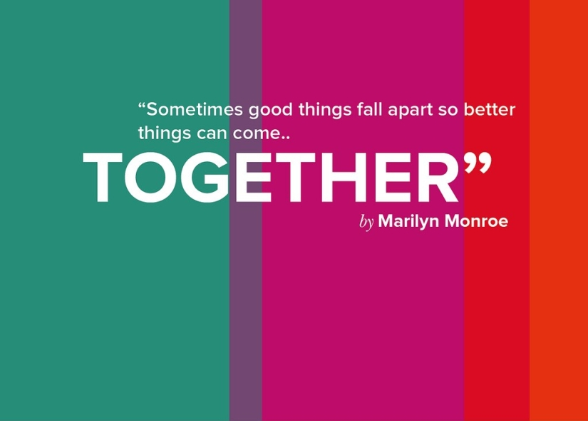 BetterTogether Quote