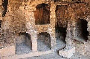 empty tombs